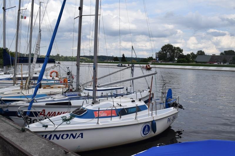 Nowy Duninów - Port Jachtowy (fot. PJ)
