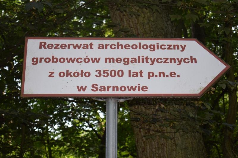 Park Kulturowy Sarnowo (fot. PJ)