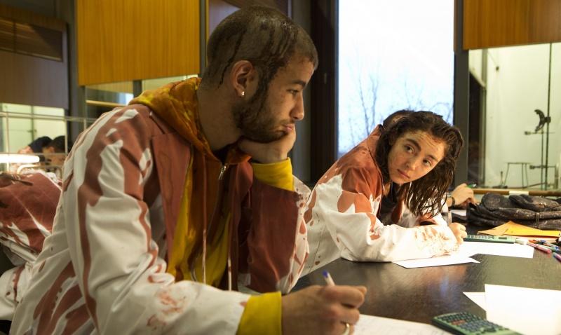 """Kadr z filmu """"Mięso"""" (źródło: materiały prasowe)"""
