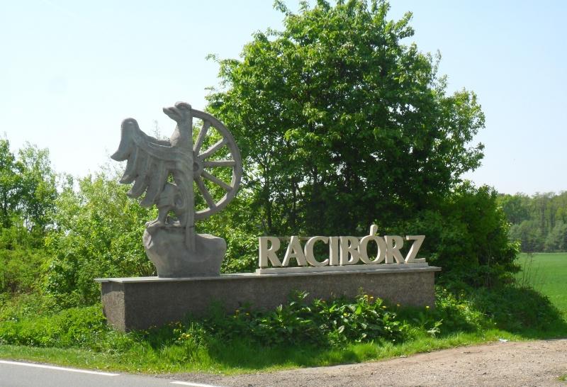Wjazd do Raciborza (źródło: wikimedia.org)