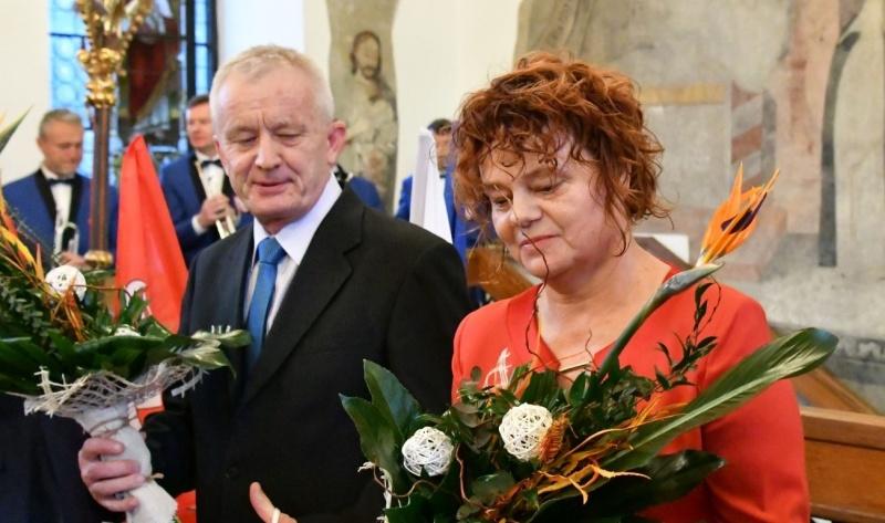 Lucyna i Marek Rajczykowscy