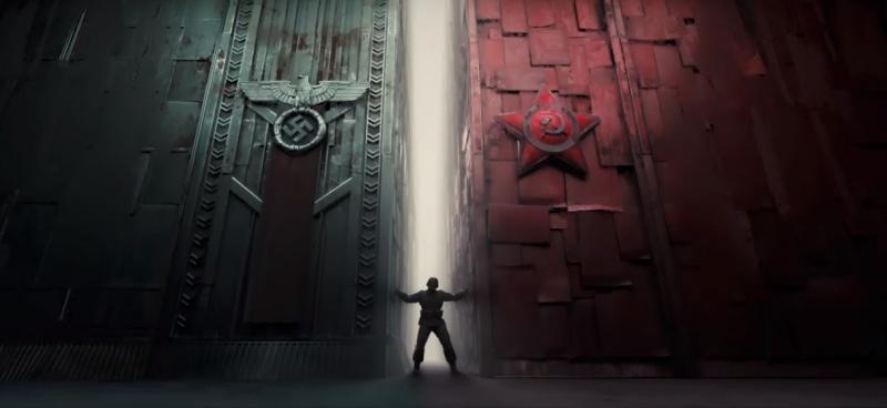 """Kadr z filmu """"Niezwyciężeni"""" (źródło: youtube.com)"""