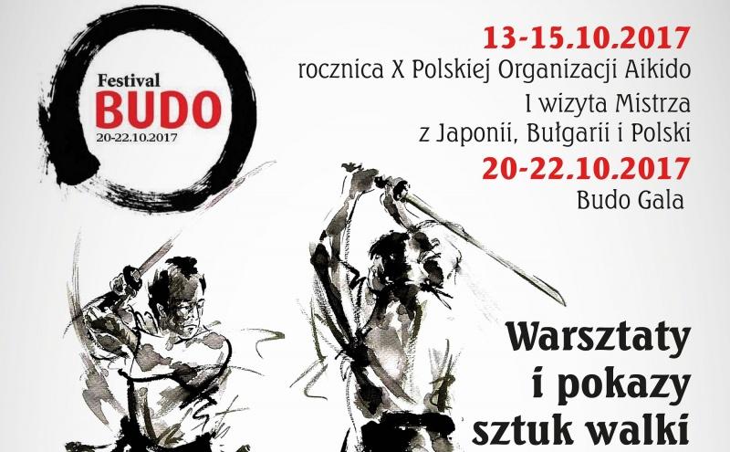 Plakat Budo Gali (źródło: materiały promocyjne organizatora)
